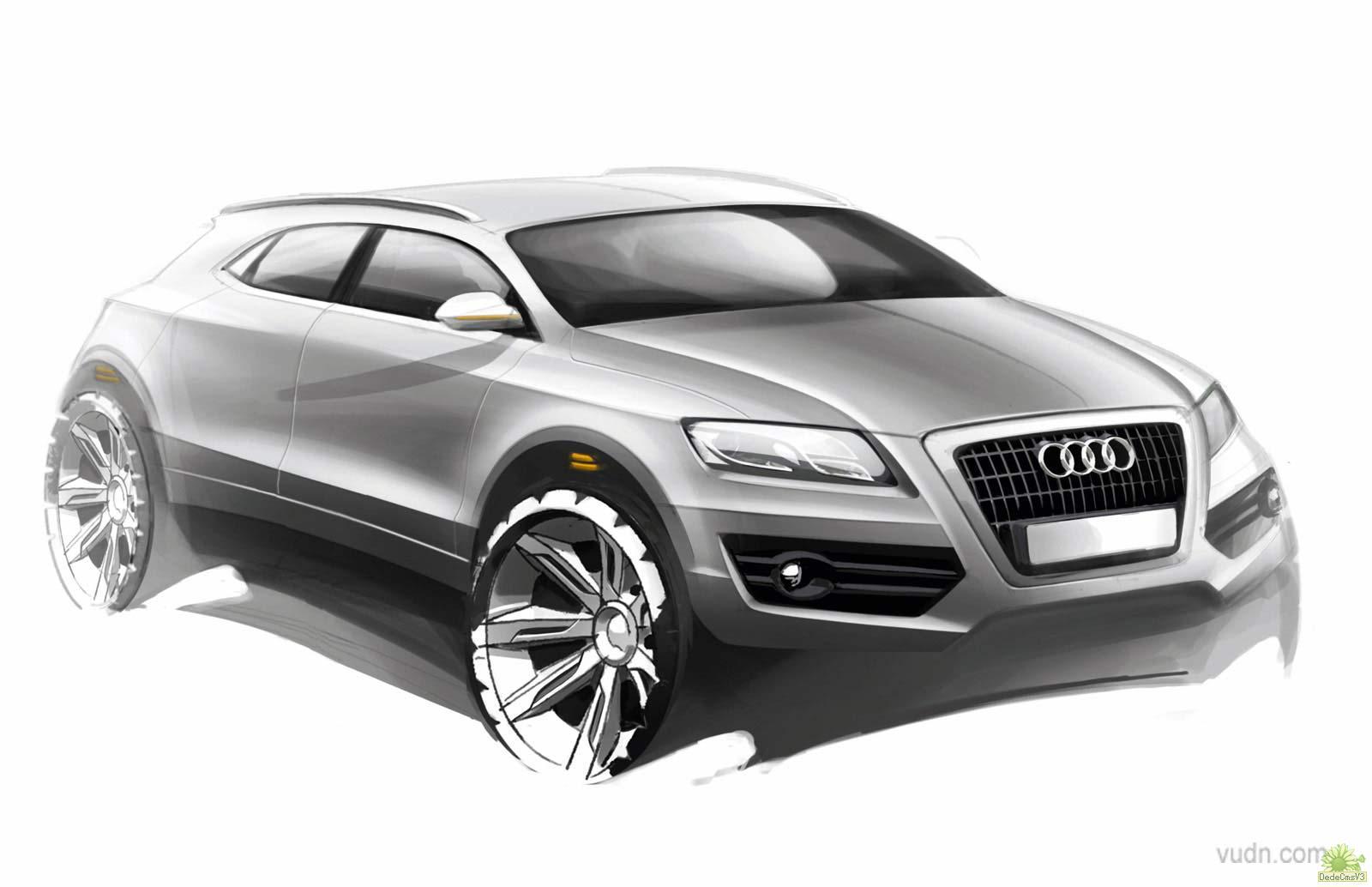 奥迪小型suv Audi Q5